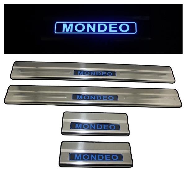 Как крепить пластмассовые пороги накладные на форд мондео 2